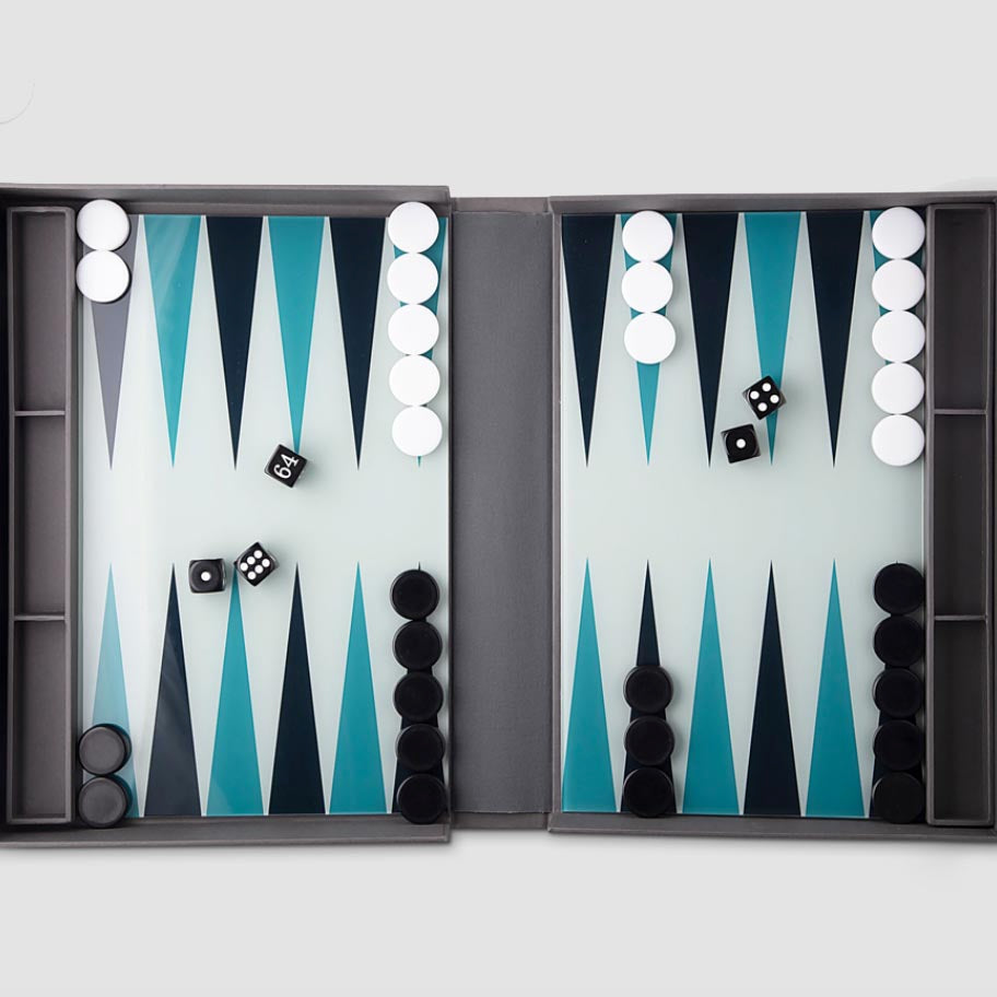 Printworks Backgammon Game