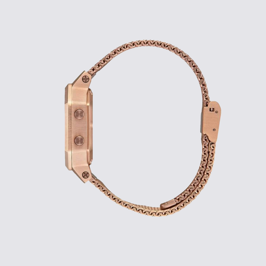 Nixon Siren Milanese All Rose Gold Watch