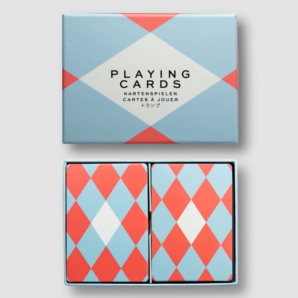 Printworks Double Playing Cards Set