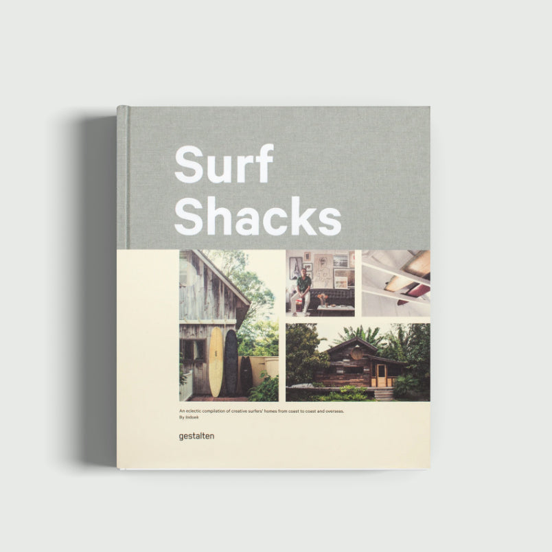 Surf Shacks: Volume 1 Book