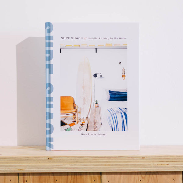 Product shot: Surf Shack Laid-Back Living by the Water by Nina Freudenberger