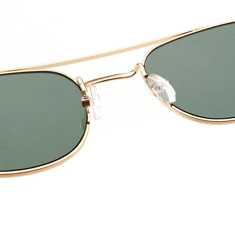 A.Kjærbede Gold Toby Sunglasses - detailed