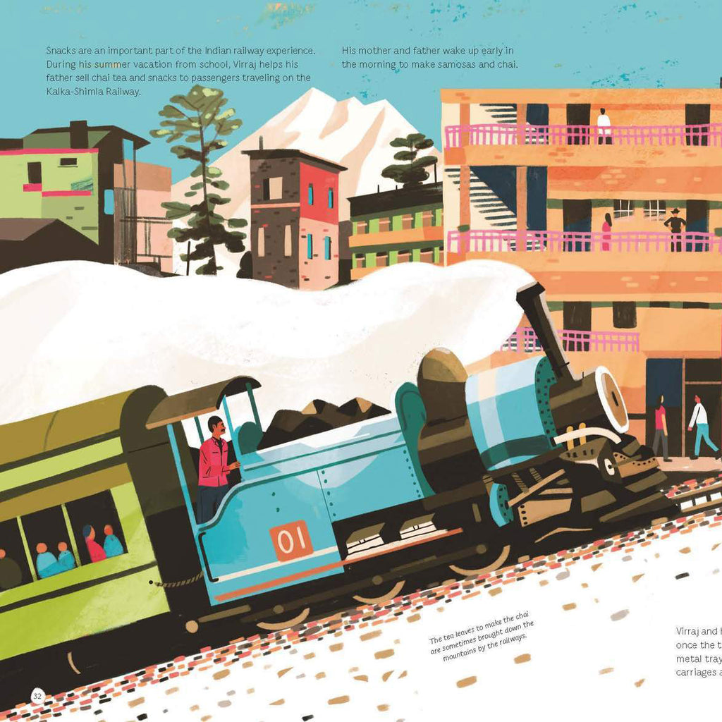 Tales of the Rails, Legendary Train Routes of the World