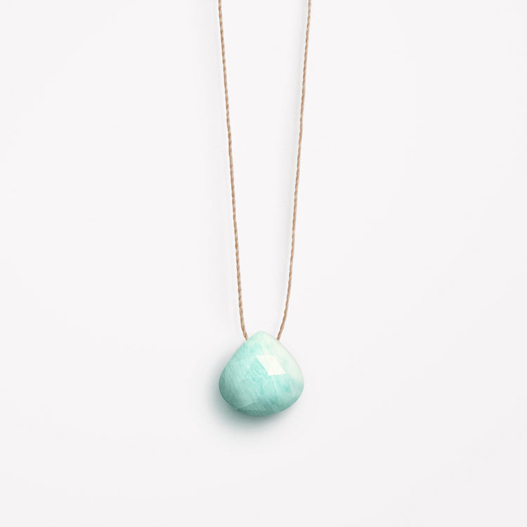 Wanderlust Life Amazonite Necklace