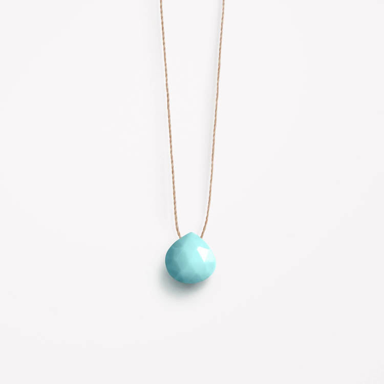 Wanderlust Life Arizona Turquoise Necklace