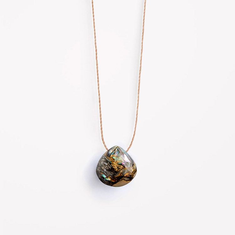 Wanderlust Life Paua Necklace
