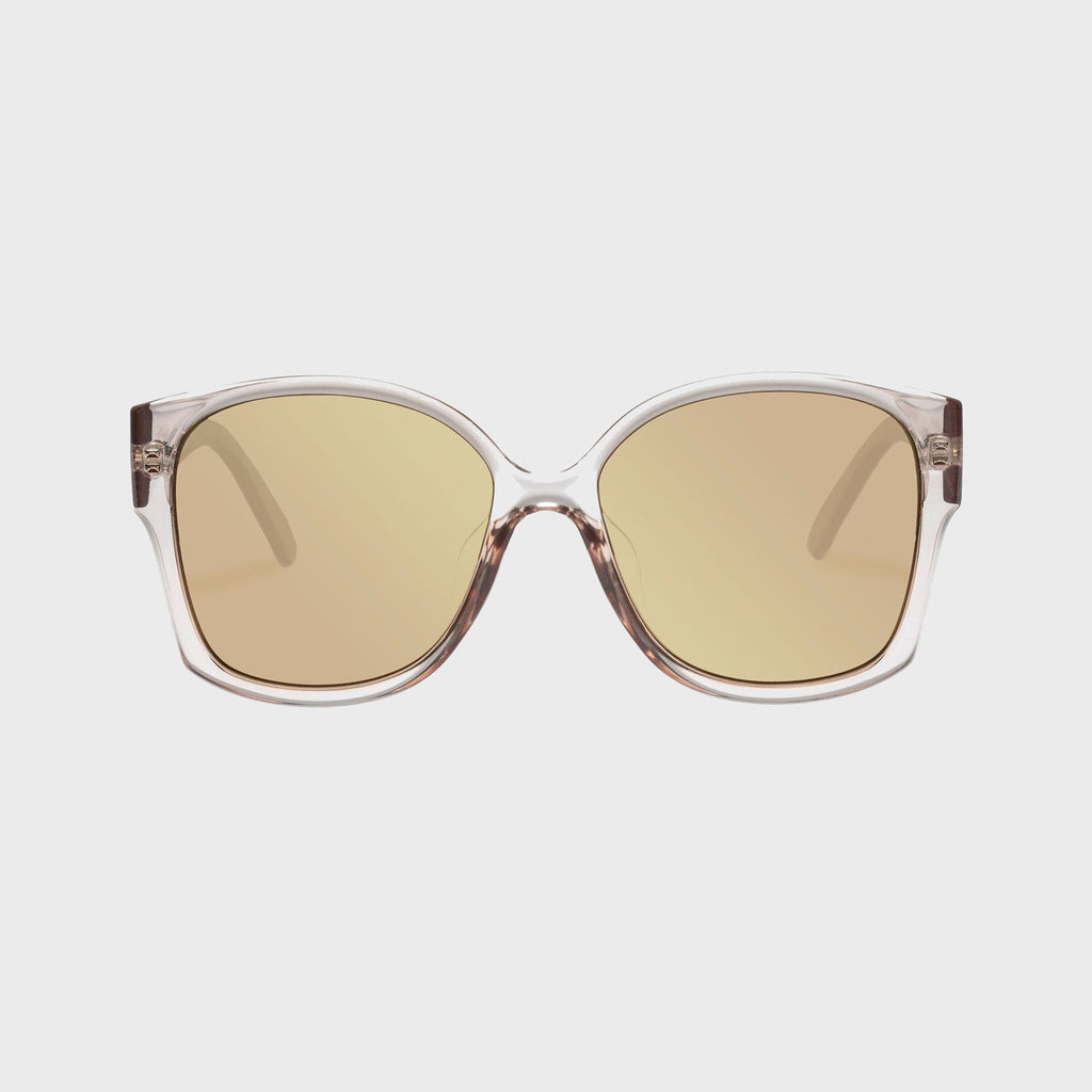 Le Specs Athena Alt Fit Stone Gold Sunglasses