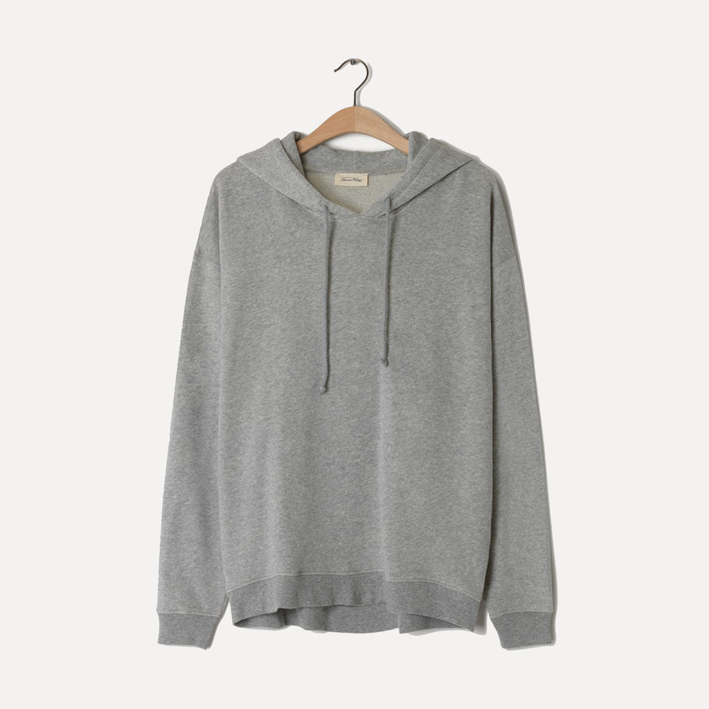 American Vintage Heather Grey Neaford Hoodie