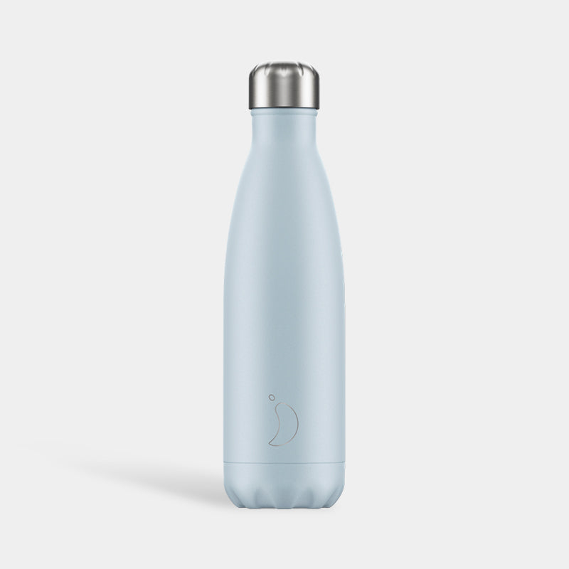 Chilly's Blush Edition Sky Blue Bottle