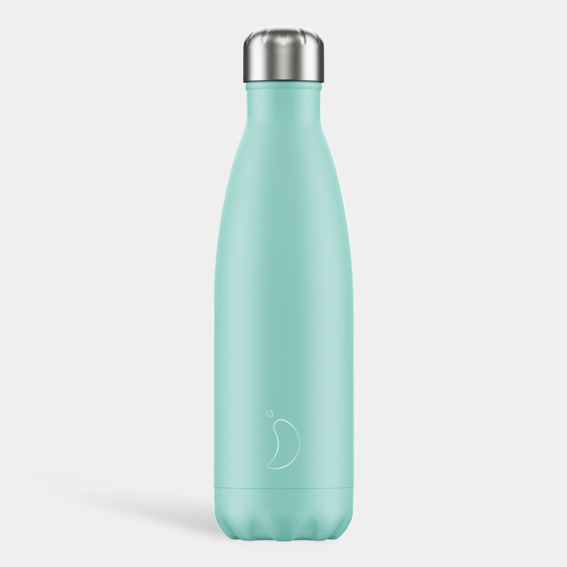 Chilly's Pastel Green Drinking Bottle 750ml