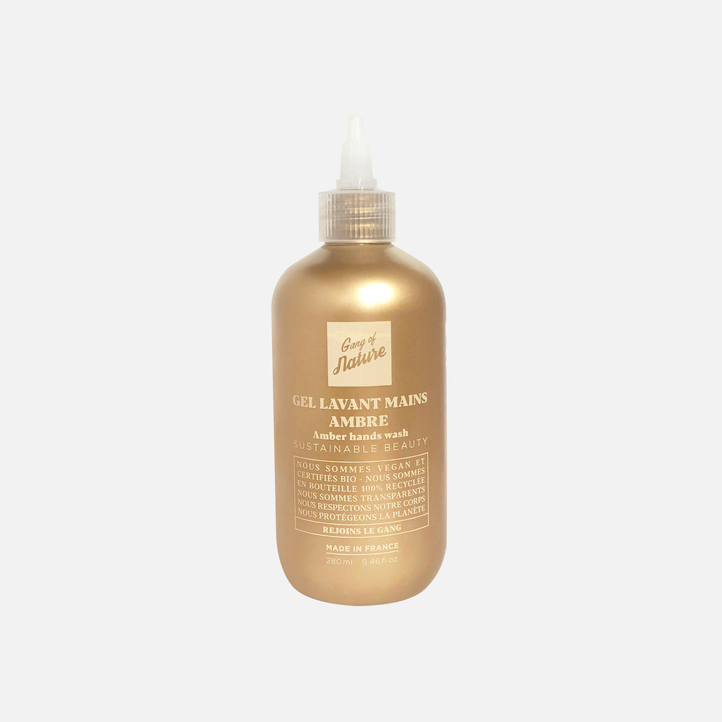 Gang Of Nature Amber Hand Wash