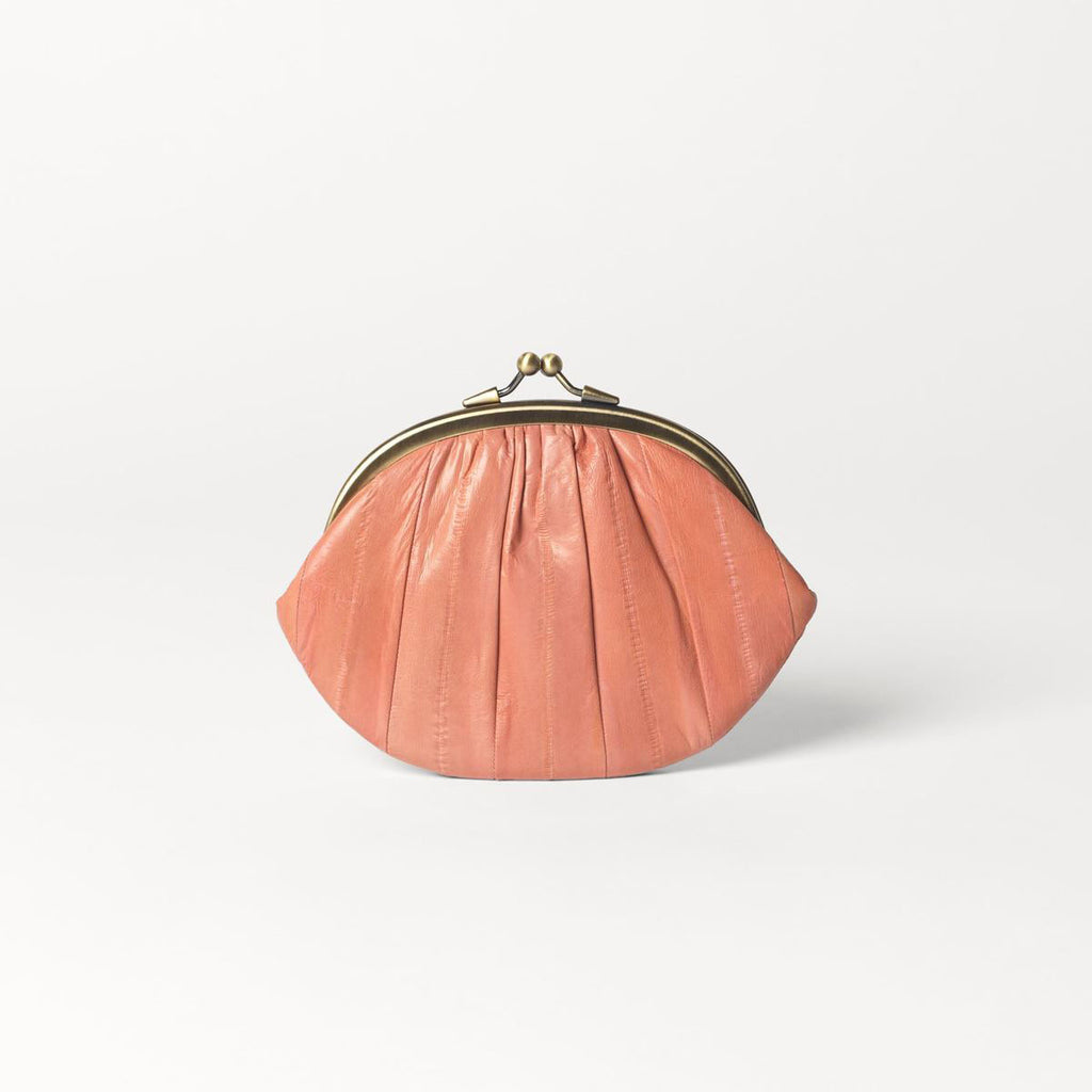 BeckSöndergaard Peach Seasonal Colour Granny Purse