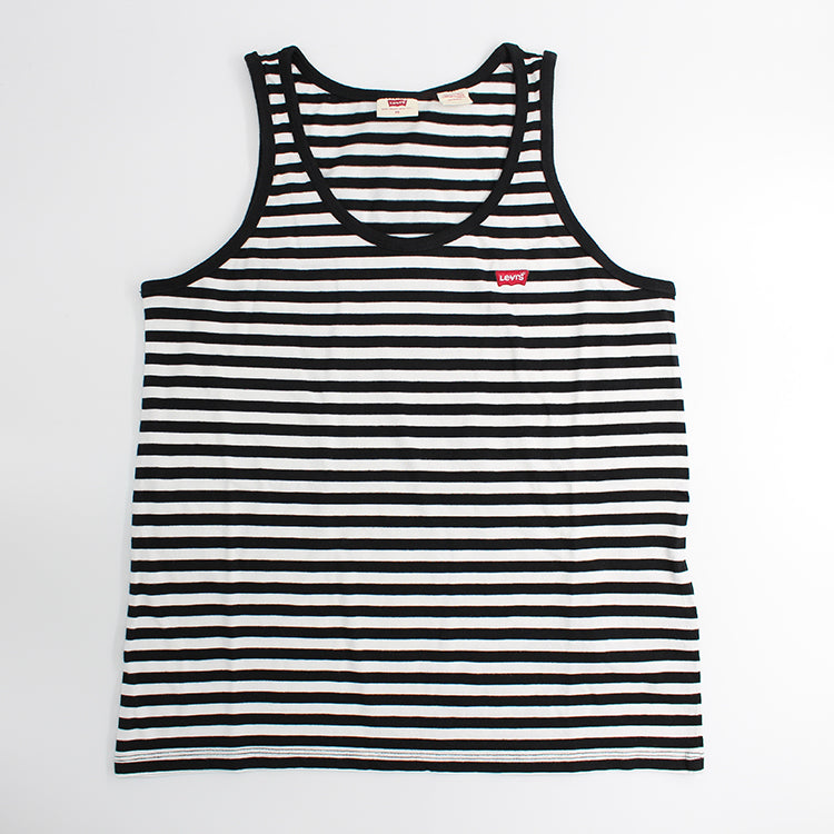 Levi's Essential Black and White Stripe Liza Tank