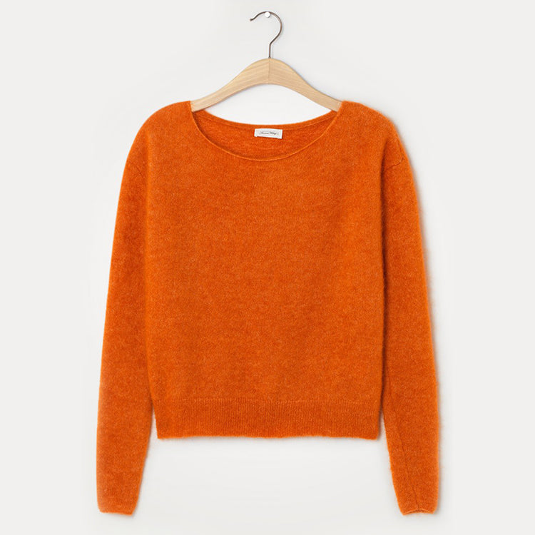 American Vintage Orange Zabidoo Jumper