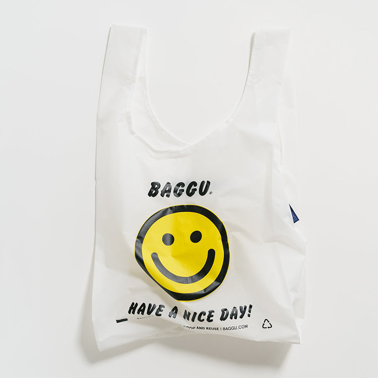 Baggu Thank You Happy Standard Reusable Bag