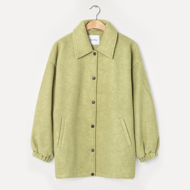 American Vintage Lime Tree Zalirow Coat