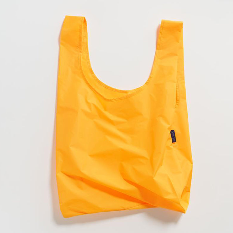 Baggu Electric Saffron Standard Reusable Bag