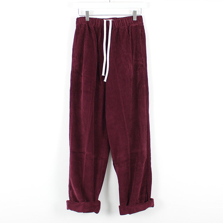 American Vintage Grape Padow Trousers