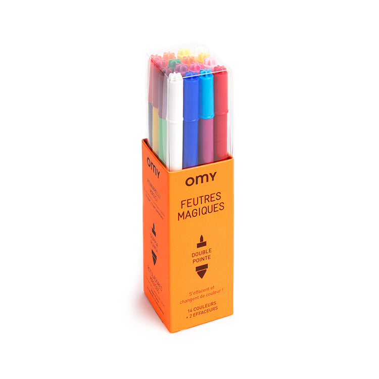 OMY Magical Felt Tip Pens