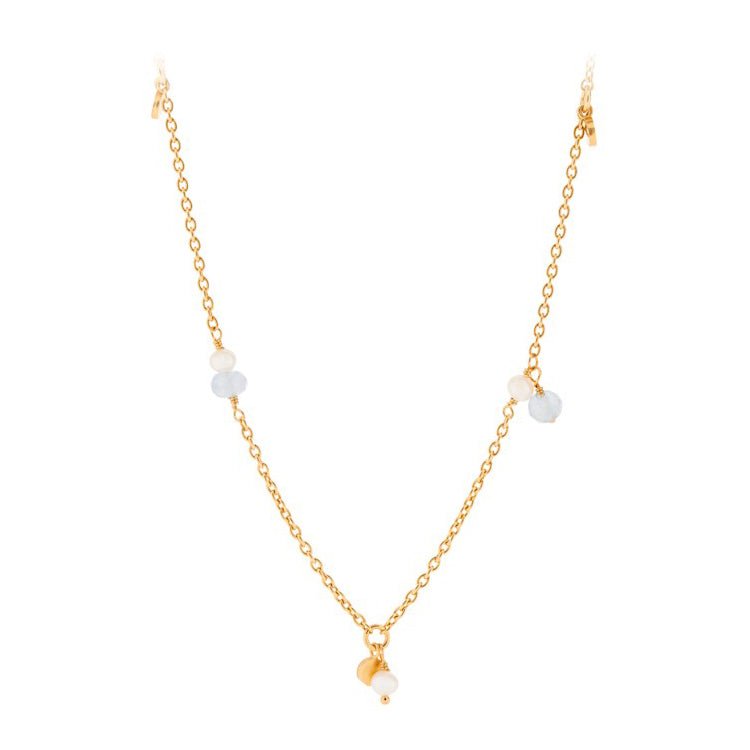 Pernille Corydon Gold Afterglow Sea Necklace