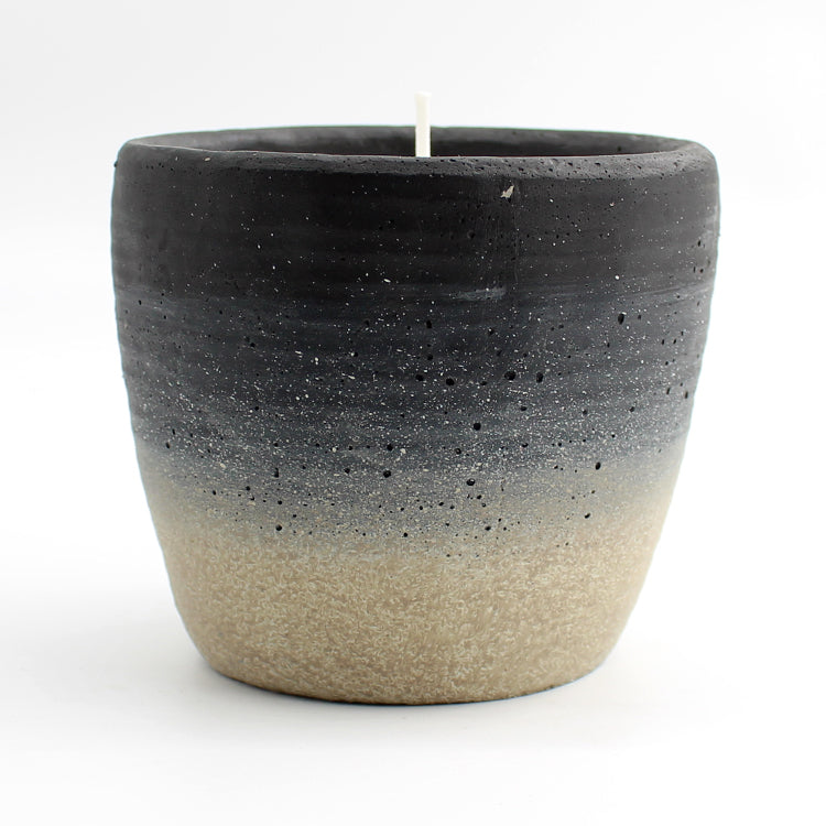St. Eval Large Potted Coastal Sea Mist Scented Candle