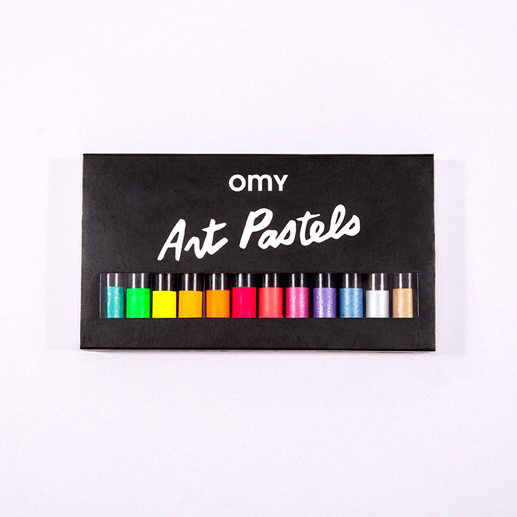 OMY Art Oil Pastels
