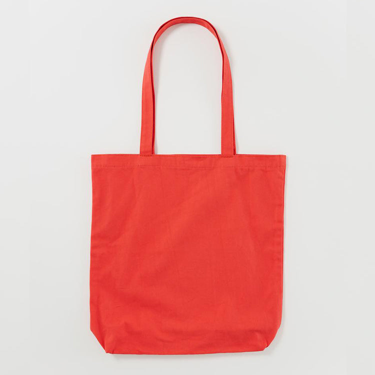 Baggu Merch Warm Red Tote Bag