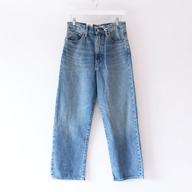 Levi's Ribcage Straight Ankle Moonstone Indigo Jeans