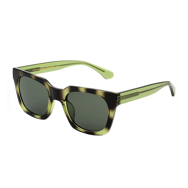 A.Kjærbede Demi Olive Nancy Sunglasses