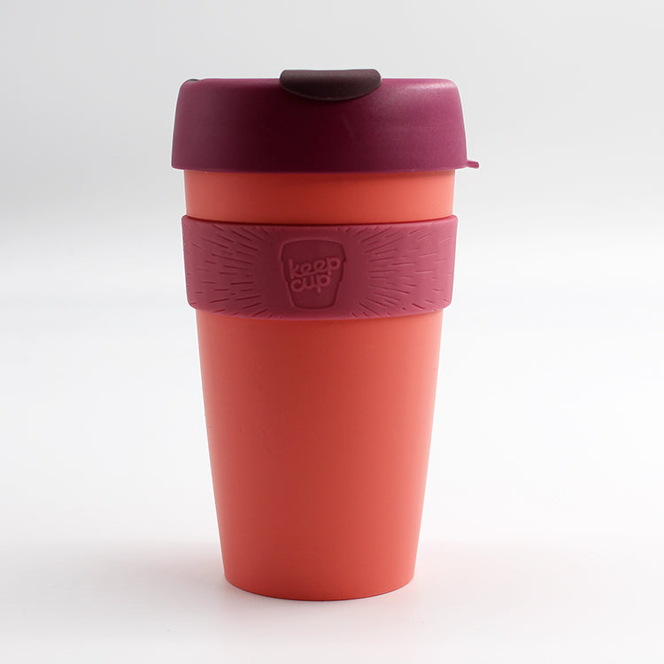 KeepCup Longplay Barberry Reusable 454ml / 16oz Cup