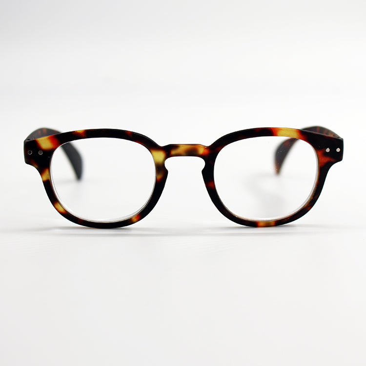 Greenwich Tortoiseshell Reading Glasses