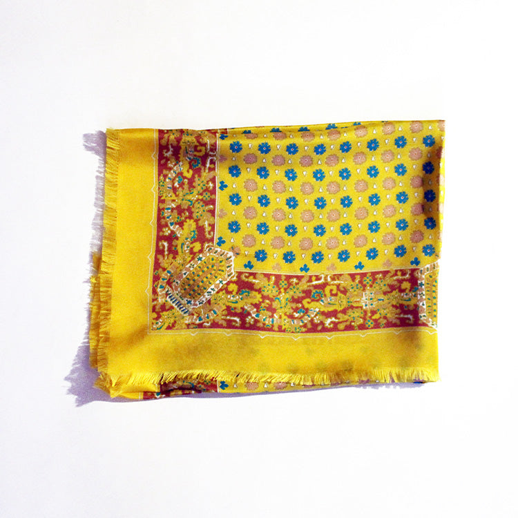 Bellerose Savina Yellow Scarf