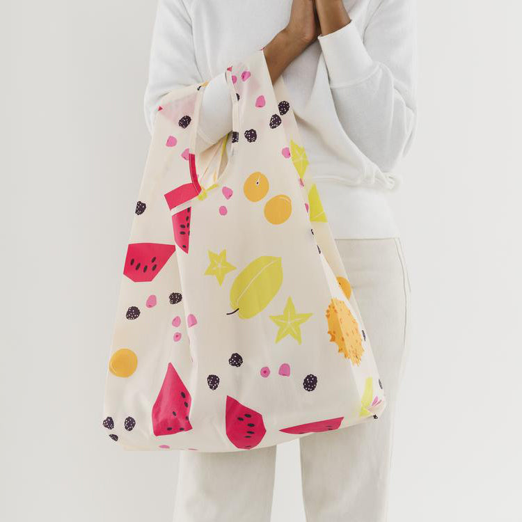 Baggu Summer Fruit Standard Reusable Bag