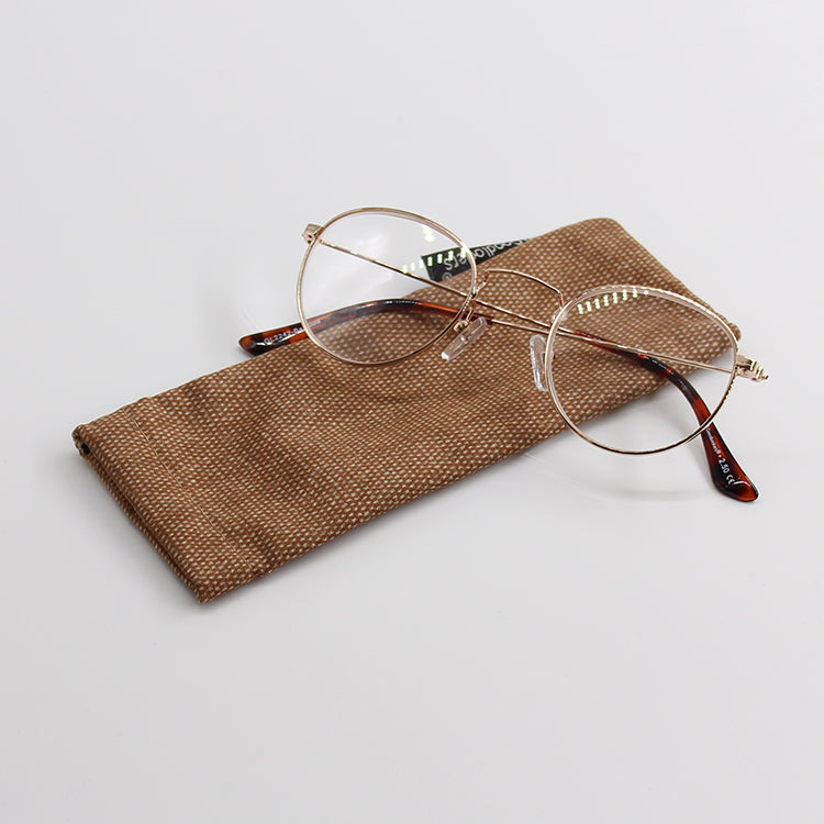 Bakerloo Gold Reading Glasses