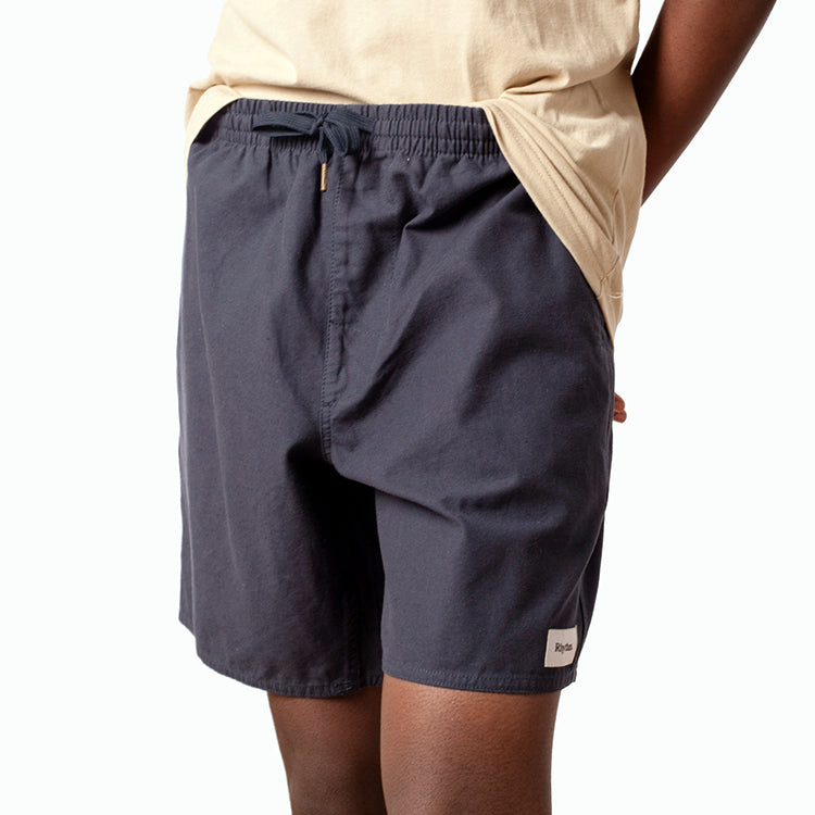 Rhythm Mens Box Jam Navy Shorts