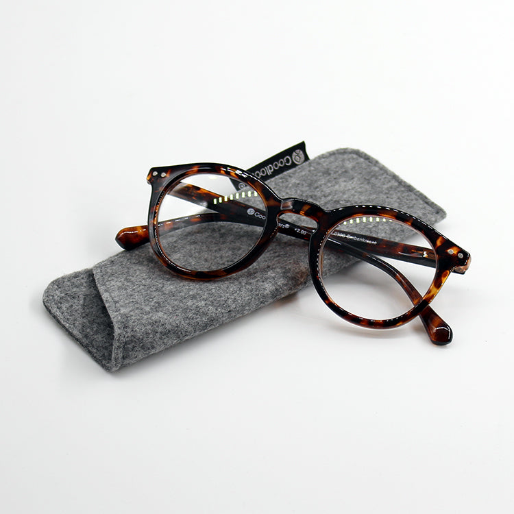 Embankment Tortoiseshell Reading Glasses