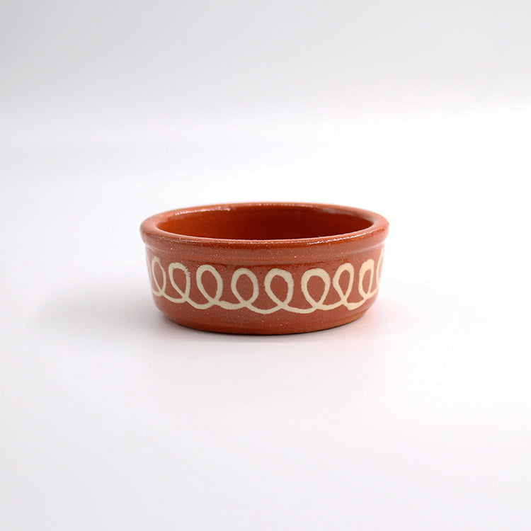 Van Verre Small Terracotta Serving Dish