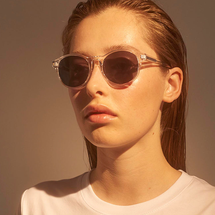 A.Kjærbede Crystal Marvin Sunglasses