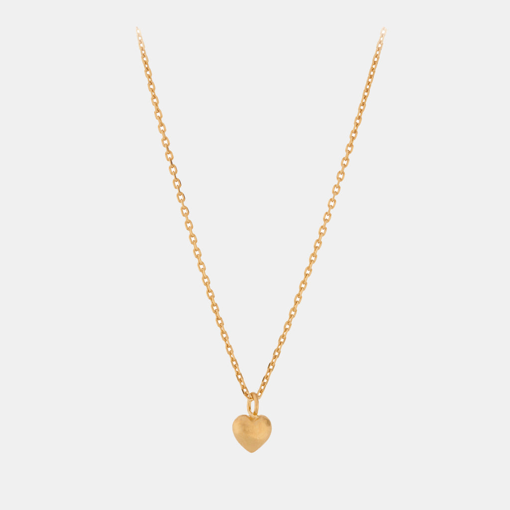 Pernille Corydon Gold Love Necklace