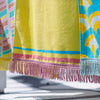 Roo's Beach Fringed Beach Towel collection available online and in store