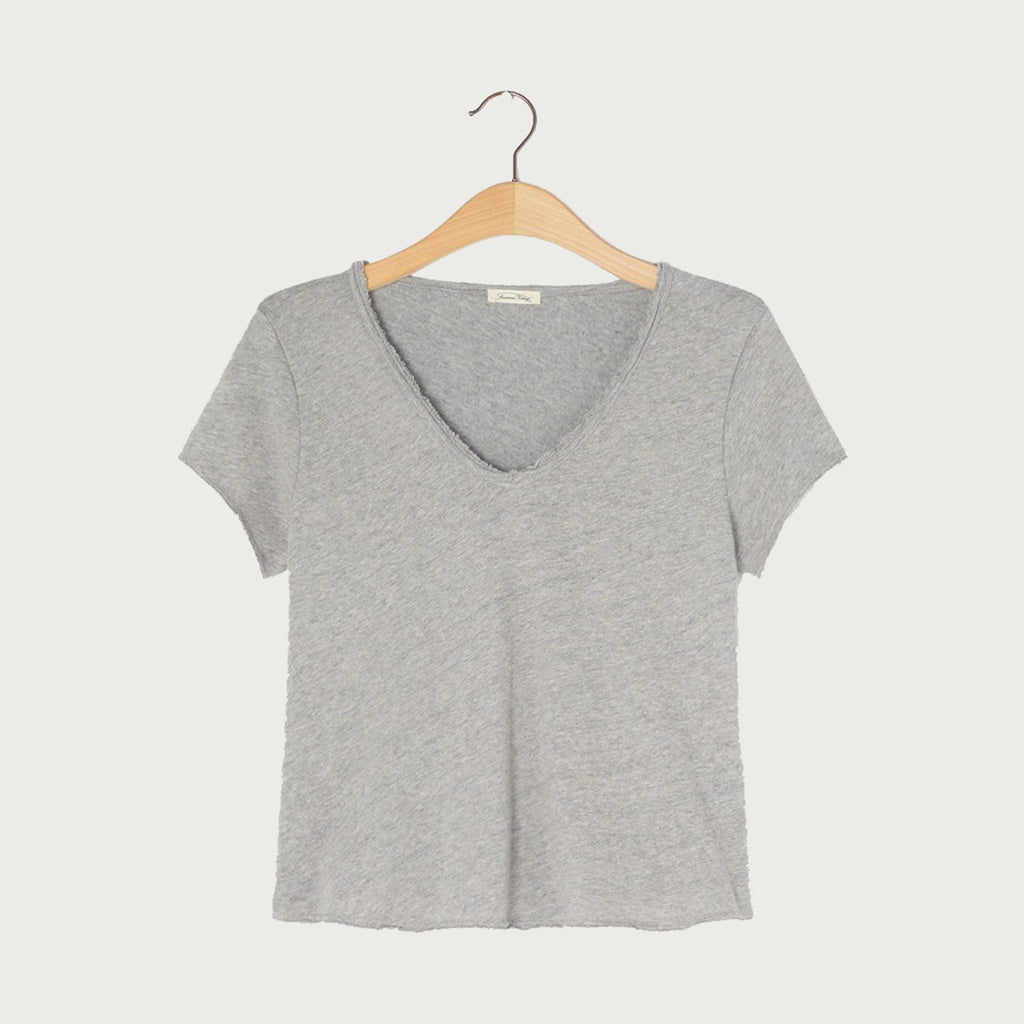 American Vintage Sonoma Heather Grey T-Shirt