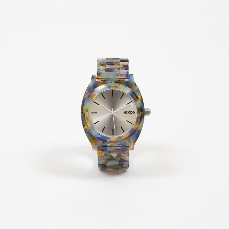 Product shot: Nixon Watercolour Acetate Time Teller Watch