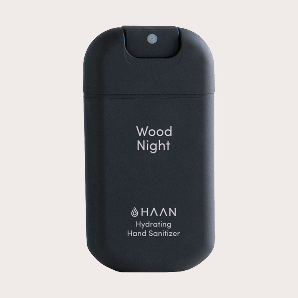 Haan Wood Night Pocket Hand Sanitiser