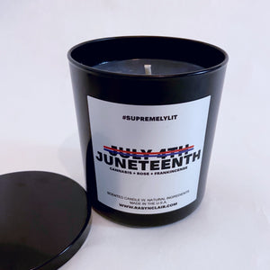"no. 619 ""Juneteenth"" Scented Candle"