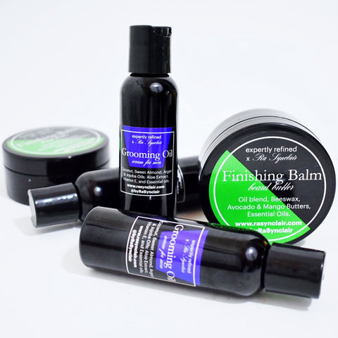 Grooming & Finishing Set