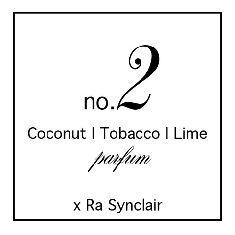 Fragrance no. 2 Coconut | Tobacco | Lime