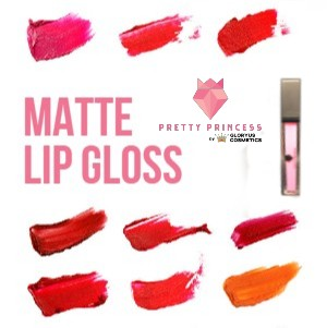 Lip Gloss - Luxurious Matte Lip Gloss