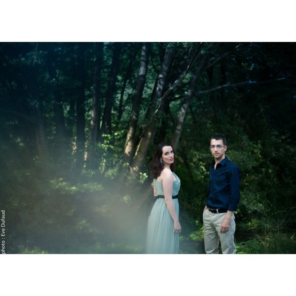 Shining Night : Guilaine Brenier/Rémi Geoffroy - Edition numérique CD