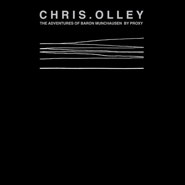 Chris Olley 'The Adventures Of Baron Munchausen' - Cargo Records UK