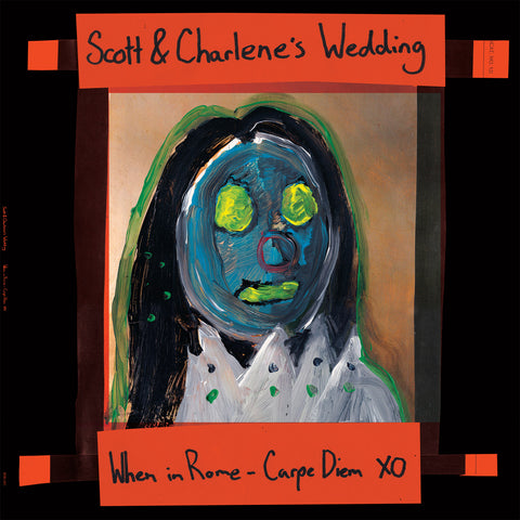 Scott & Charlene's Wedding 'When in Rome, Carpe Diem' Vinyl 12